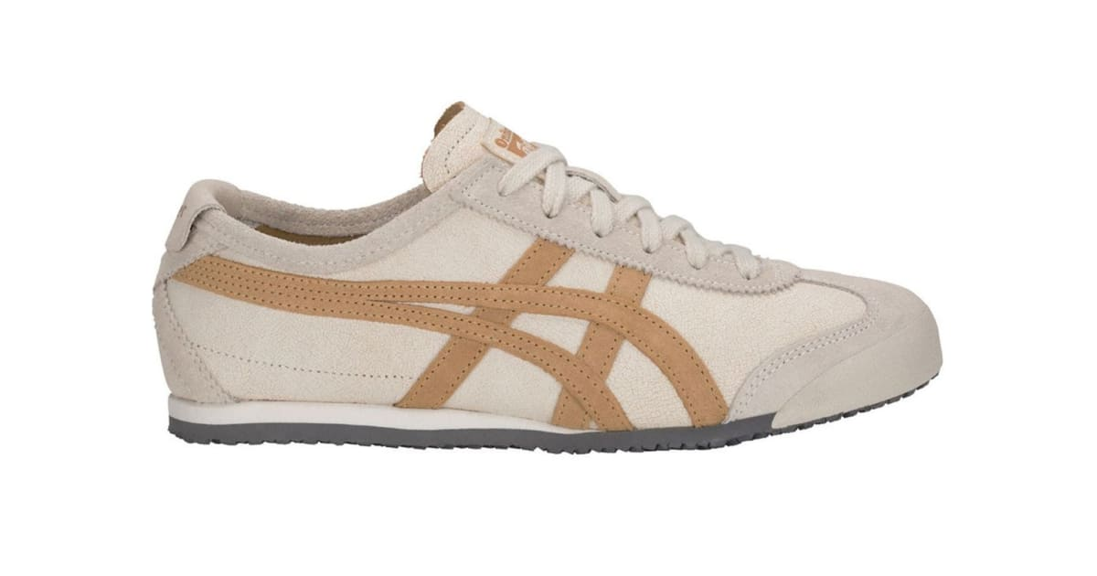 watch 32eba ab958 Onitsuka Tiger Mexico 66 Shoe (Oatmeal/Caravan, Size 12) | Shoes