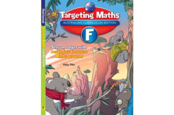 Targeting Maths Australian Curriculum Edition - Foundation Student Book