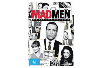 Mad Men: The Complete Collection DVD