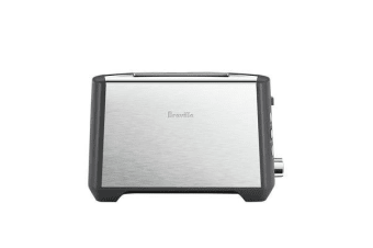 Breville Bit More Plus Long Slot 2 Slice Toaster