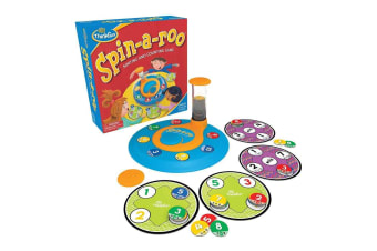 Spin A Roo Game by ThinkFun
