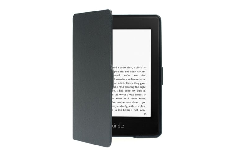 Case with Sleep Function for Amazon Kindle Paperwhite (Black)