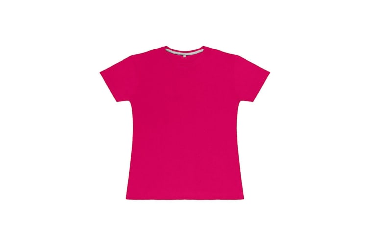 SG Womens/Ladies Perfect Print Tee (Dark Pink) (M)