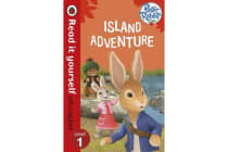 Peter Rabbit: Island Adventure - Read it yourself with Ladybird - Level 1