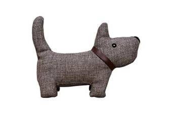 Banbury And Co. Brian Squeaky Plush Dog Toy (Grey)