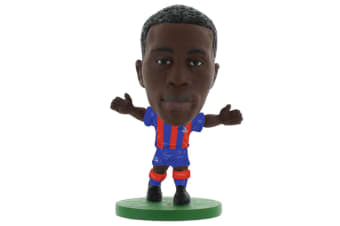 Crystal Palace FC SoccerStarz Wilfried Zaha (Blue/Red) (One Size)