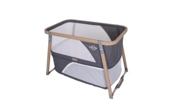 Love N Care Cosmos 3-in 1 Crib Charcoal