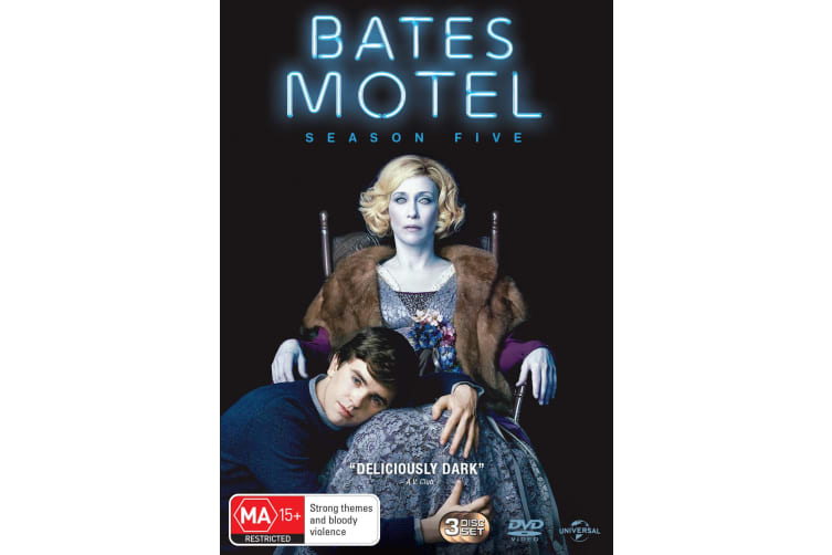 Bates Motel Season 5 DVD Region 4