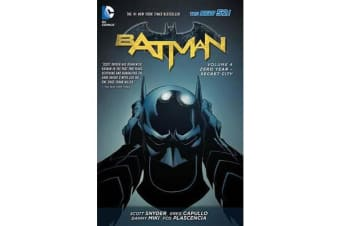 Batman By Scott Snyder & Greg Capullo Box Set 2