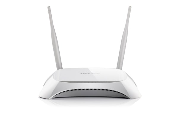 TP-Link Wireless-N Router Compatible with 3G/4G USB Modems (TL-MR3420)