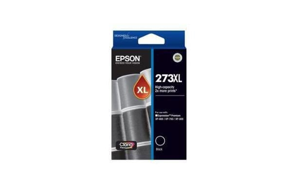 EPSON 273XL Ink Black
