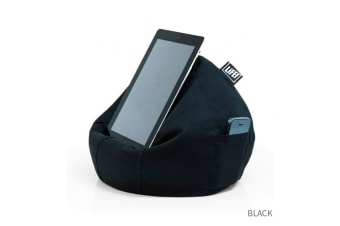 iCrib Tablet Bean Bag Pillow - Black