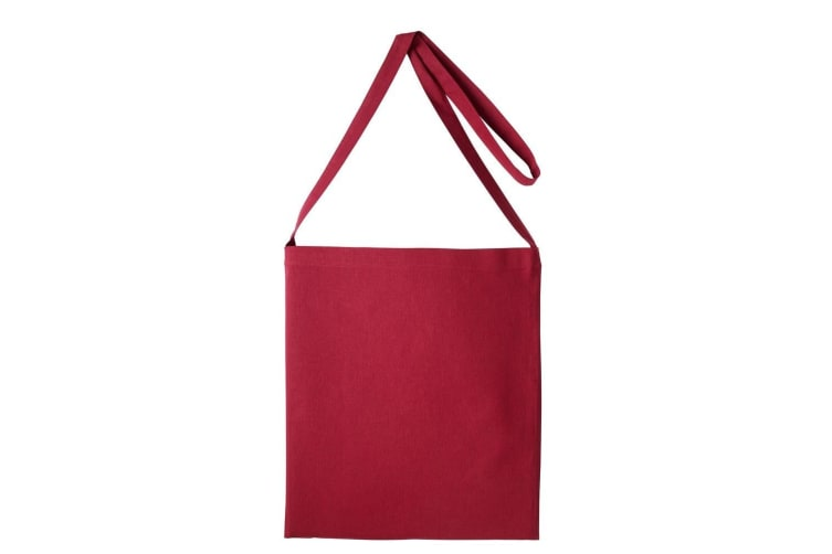 Nutshell One-Handle Bag (Burgundy) (One Size)