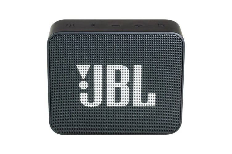 JBL GO 2 Portable Bluetooth Speaker (Midnight Black)