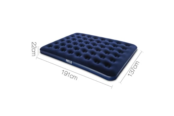 Bestway Inflatable Mattress with Carry Bag (Queen)