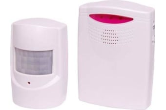 PIR WIRELESS MINI ALARM IP44