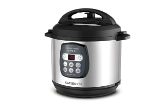 Kambrook 6L Express Digital Multi Cooker (KPR820BSS)