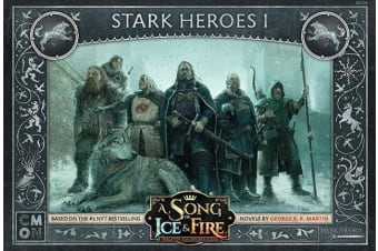 A Song of Ice and Fire TMG - Stark Heroes 1