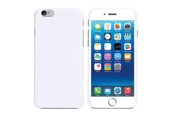 Gecko White Ultra Slim Case For iPhone 6