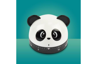 Cute Novelty Panda Kitchen Timer | 60 Minutes