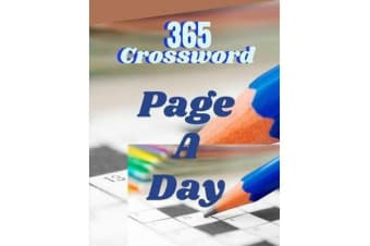 365 Crossword Page A Day
