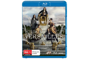 Versailles The Complete Series 3 Blu-ray Region B