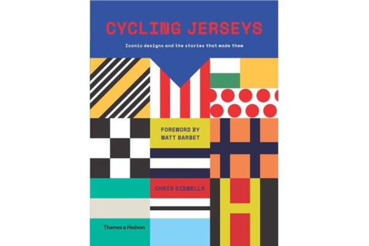 Cycling Jerseys - Iconic designs and the stories that made them