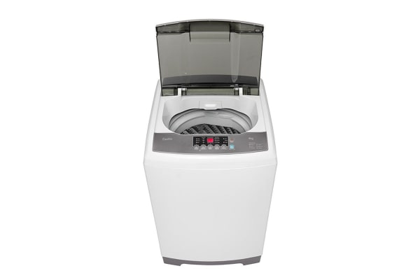 Esatto 8kg Top Load 700RPM Washing Machine - White (ETL8)