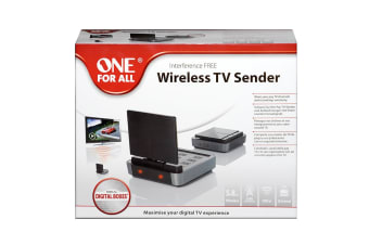One For All AV Wireless TV Sender (SV1730)