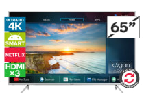 "Kogan 65"" Agora 4K Smart LED TV (Ultra HD)"