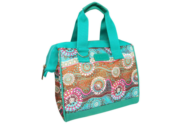 Sachi Thermal Insulated Picnic Lunch Box Cooler Carry Food Storage Bag Dreamtime