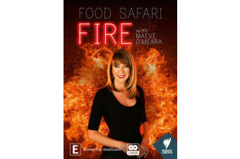 FOOD SAFARI FIRE -Educational Rare- Aus Stock DVD PREOWNED: DISC LIKE NEW