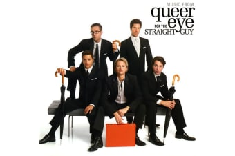 Various – Queer Eye For The Straight Guy Soundtrack PRE-OWNED CD: DISC EXCELLENT