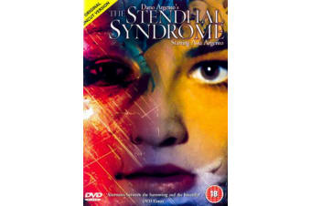 The Stendhal Syndrome  - Rare- Aus Stock DVD  PREOWNED: DISC LIKE NEW