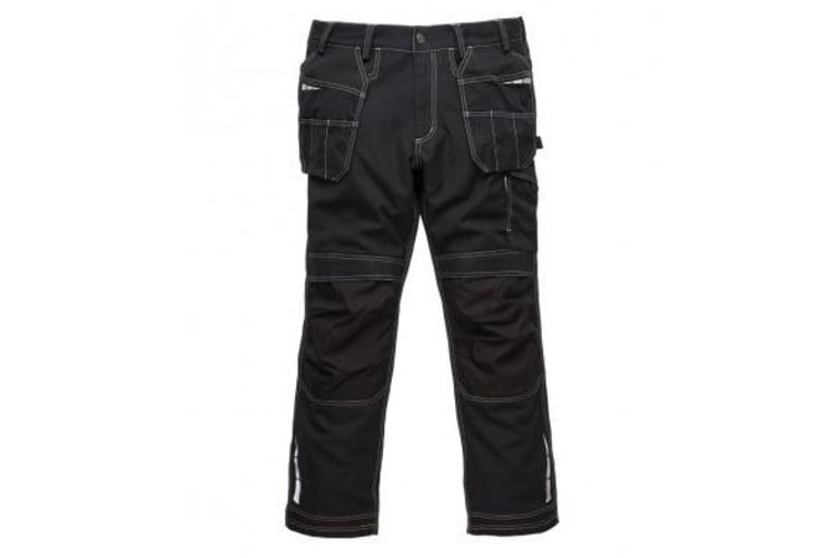 Dickies Mens Eisenhower Extreme Trousers (Black) (36/R)