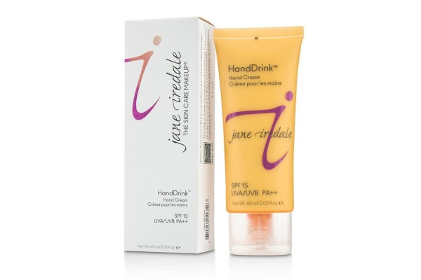 Jane Iredale HandDrink Hand Cream SPF15 (60ml/2.03oz)