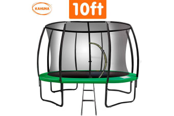 Trampoline 10 ft Kahuna - Green