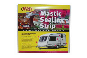 W4 5 Metre Mastic Sealing Strip (Assorted) - ASRTD (May Vary)