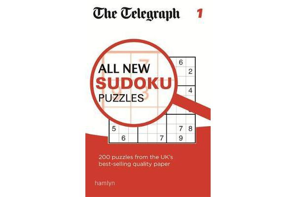 The Telegraph All New Sudoku Puzzles 1