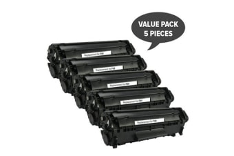 FX-9 Black Premium Generic Toner (Five Pack)