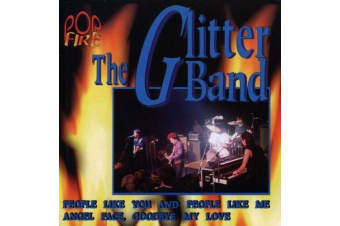 THE GLITTER BAND BRAND NEW SEALED MUSIC ALBUM CD - AU STOCK