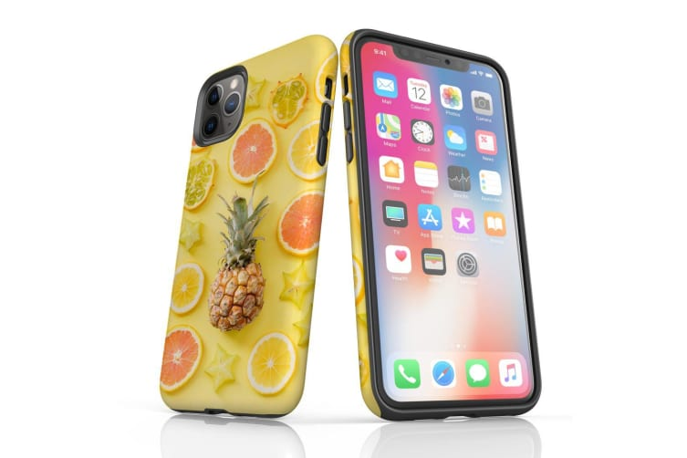 For iPhone 11 Pro Shielding Back Case  Tropical