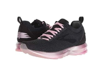 Brooks Women's Levitate 2 LE (Black/Grey/Rose, Size 6)