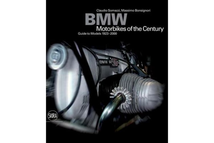 BMW - Motorcycles of the Century: Guide to models 1923-2000