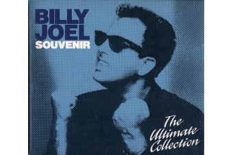 Billy Joel – Souvenir, The Ultimate Collection PRE-OWNED CD: DISC EXCELLENT