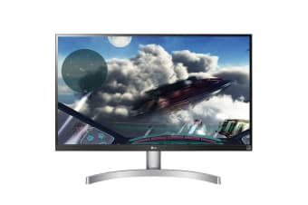 "LG 27"" UHD 4K IPS LED Monitor with HDR 10 and AMD FreeSync (27UK600)"