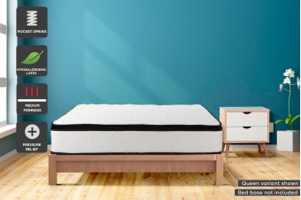 Ergolux Ultra Comfort Euro Top Latex Mattress (Queen)