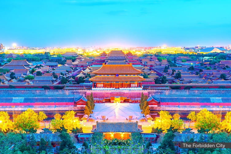 CHINA: 10 Day Golden China Tour Including Flights for Two