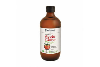 Melrose Organic Apple Cider Vinegar (contains the 'mother') 500ml