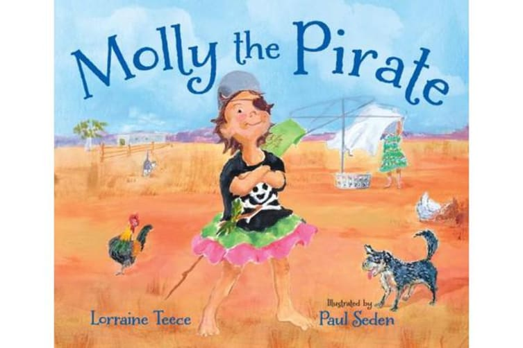 Molly the Pirate